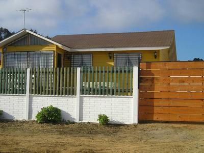 Arriendo Casa Y Cabañas En El Tabo