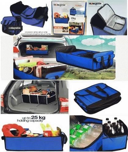 bolso organizador maletera auto plegable y termico