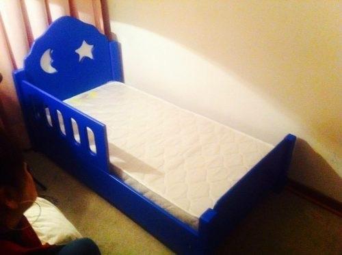 Camas infantiles de transici n en mercado libre for Precios de camas infantiles