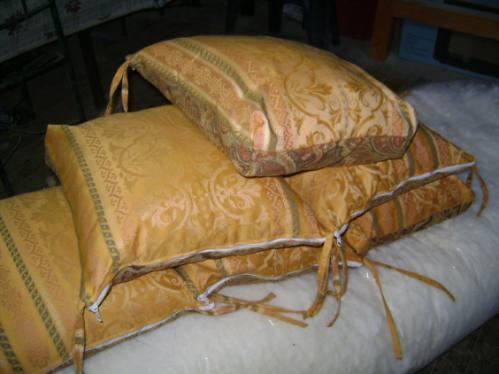 cojin de silla