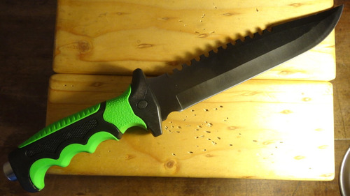 cuchillo camping caza k