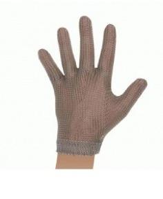 guante manulatex 100 % malla acero inoxidable