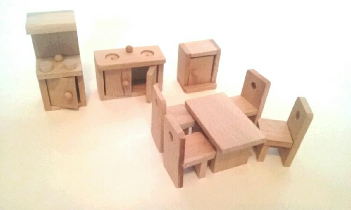 Muebles casa munecas madera 20170810142314 for Muebles casa de munecas