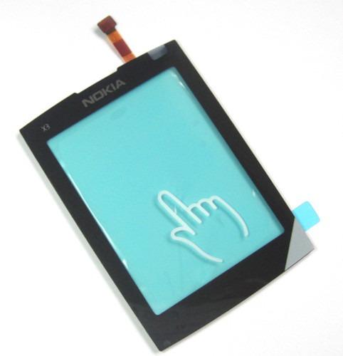 Pantalla Tactil Nokia X3-02 100% Original - $ 10.990 en Mercado Libre