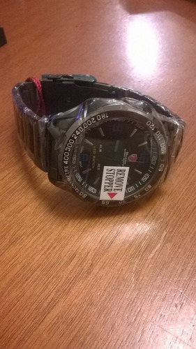 reloj deportivo bull shark original nuevo