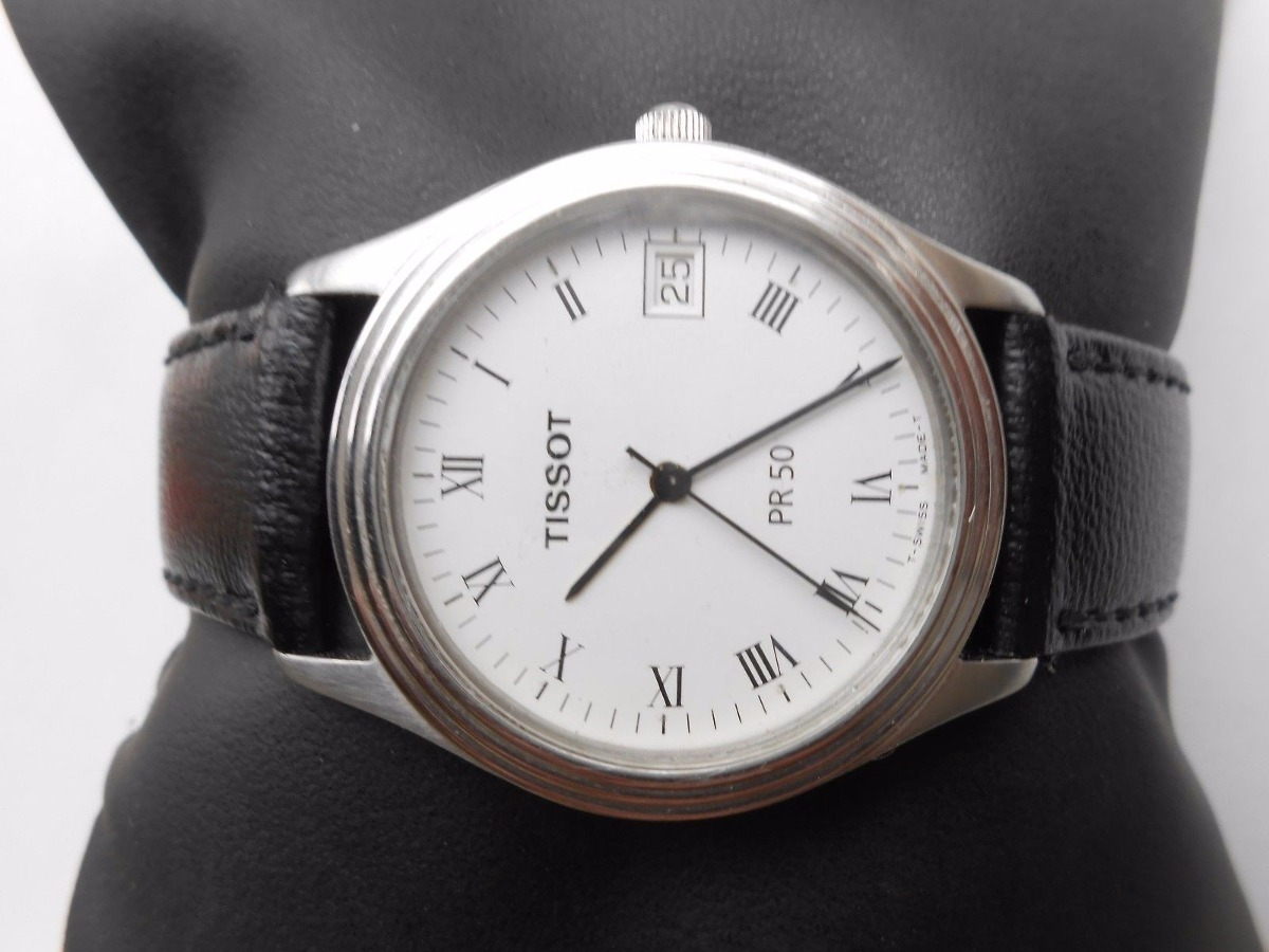 reloj tissot pr50
